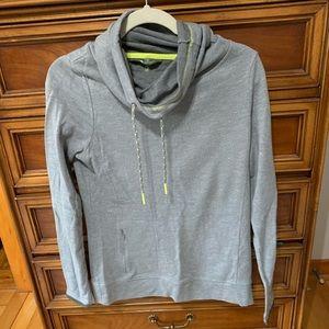 NORTH FACE | cowl neck sweatshirt
